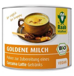 GOLDEN MILK BIO 70G (bautura instant cu turmeric)