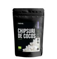 NIAVIS ECO CHIPSURI COCOS RAW 125G