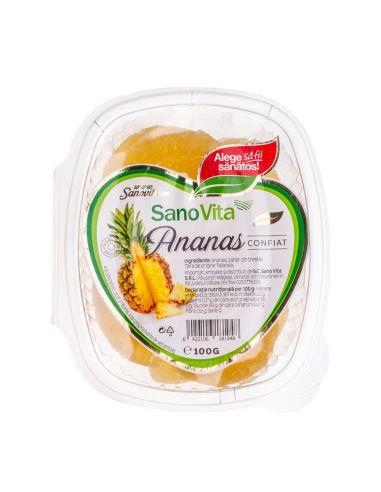 ANANAS CONFIAT 100G