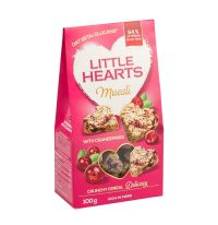 LITTLE HEARTS CU MERISOR 100 gr