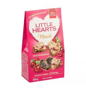 LITTLE HEARTS CU MERISOR 100 gr