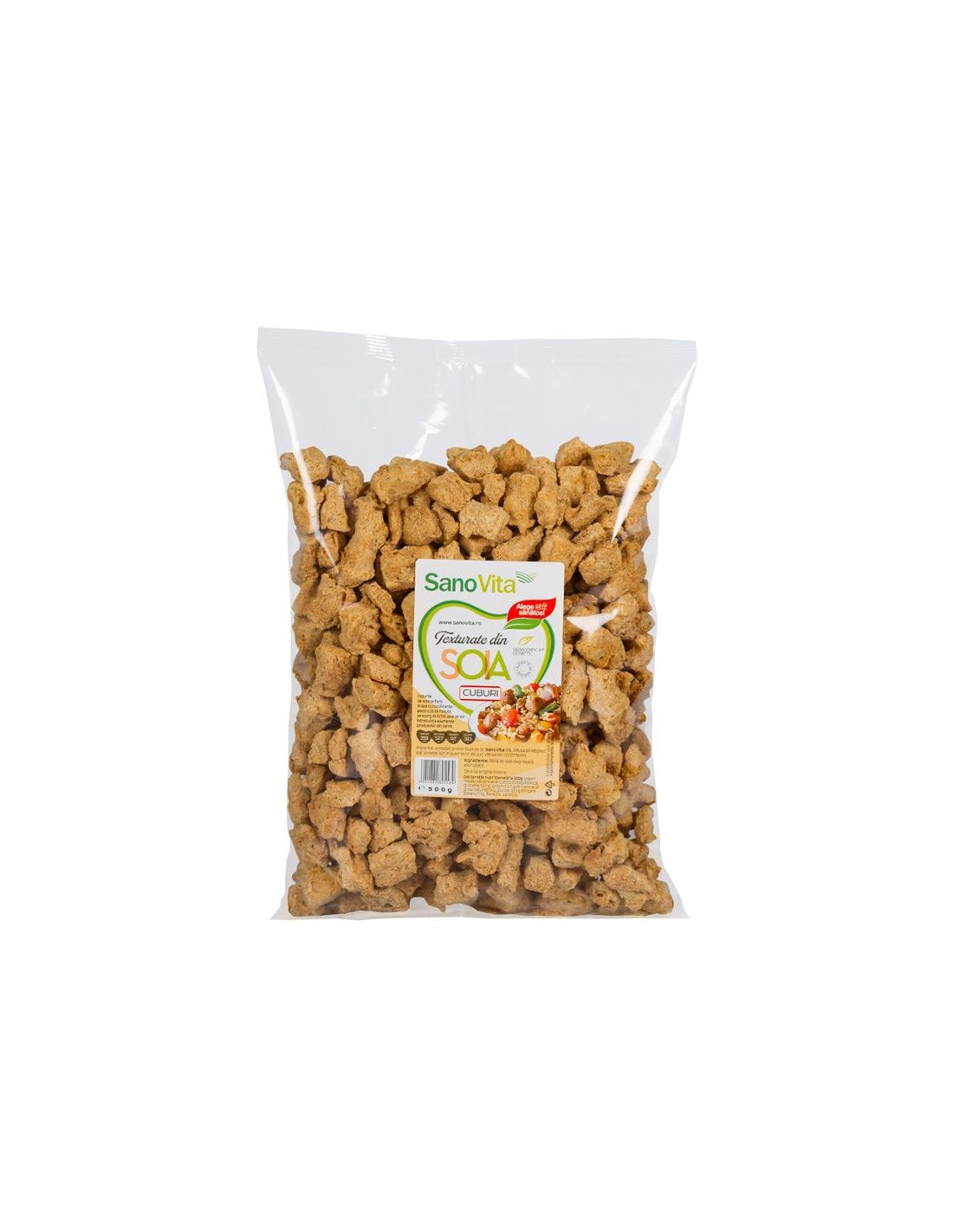 Soy Isoflavone (izoflavone din soia) – 50 mg – 60 capsule   Produse Provita Nutrition