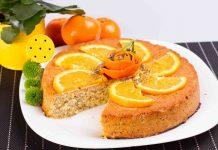 Tort de portocale si mac