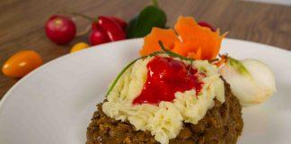 Curry cu linte verde la cratita