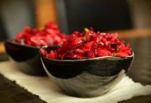 salata de sfecla rosie cu marar