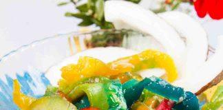Tapioca Jeleu multicolor