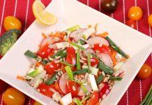 Salata Vitality cu telina si seminte