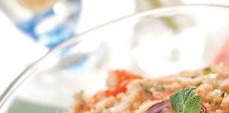 Salata de quinoa cu menta