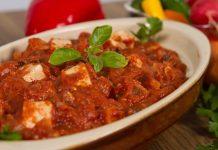 Gulas vegetal cu tofu si ciuperci