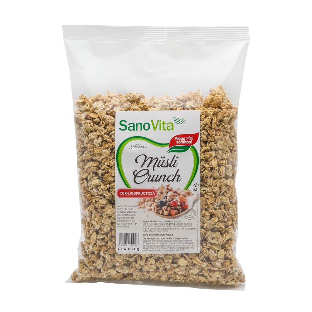 Musli Crunch cu Oligofructoza