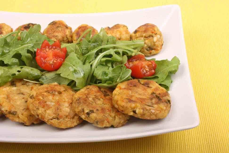 Chiftelute de cartofi-Chiftelute la cuptor din legume