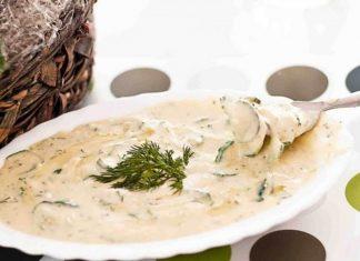 salata greceasca de castraveti