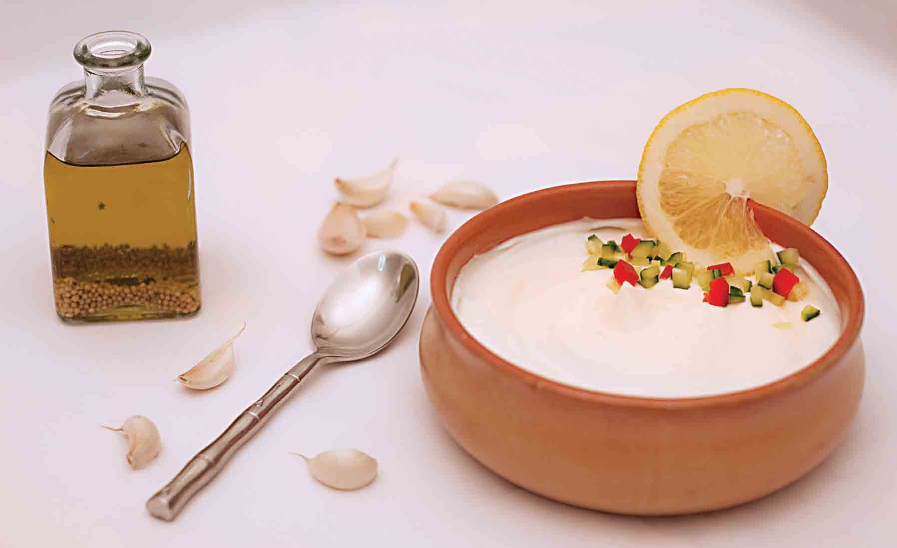Smantana vegetala de soia facuta acasa