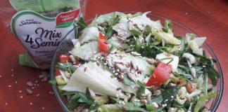 salata iceberg cu rucola