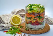 Salata curcubeu