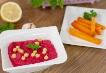 humus rosu