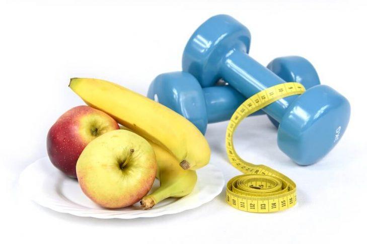 slabit si exercitiu