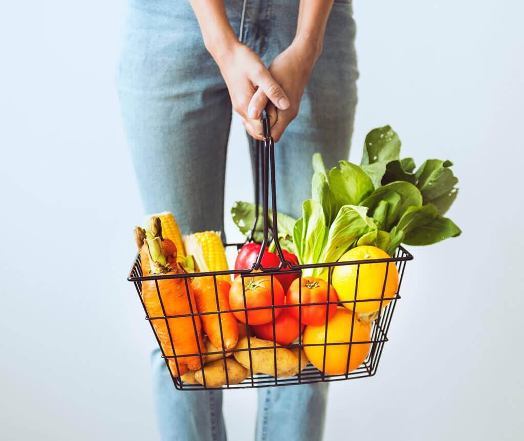 legume fructe cos