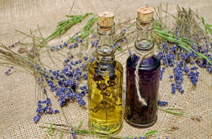 aromaterapie dermatita