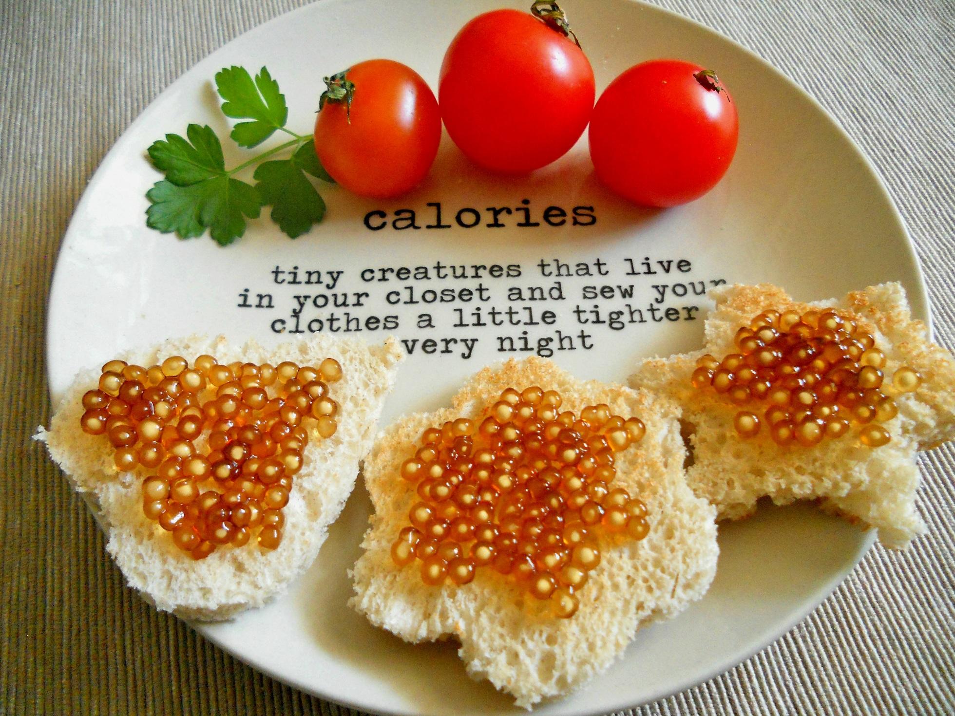 Caviar vegan