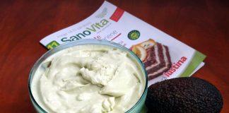 maioneza vegetala cu avocado