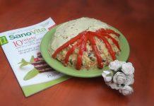 Salata a la russe cu maioneza vegetala
