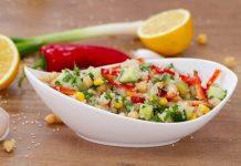 Salata de quinoa