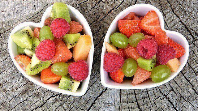 1 săptămână de fructe