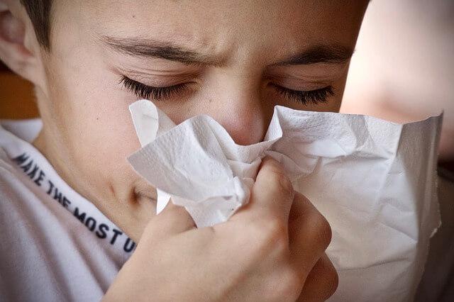 alergii copilarie