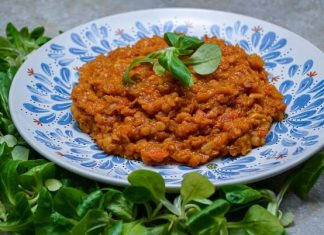 Mancare de linte si curry