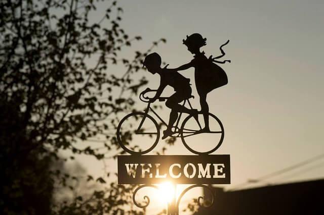 mers cu bicicleta