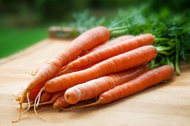 morcovi antioxidanti