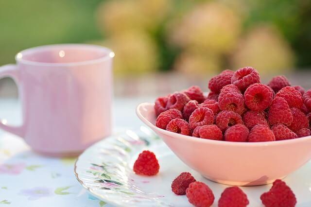 zmeura antioxidanti