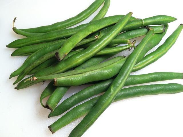 fasole verde