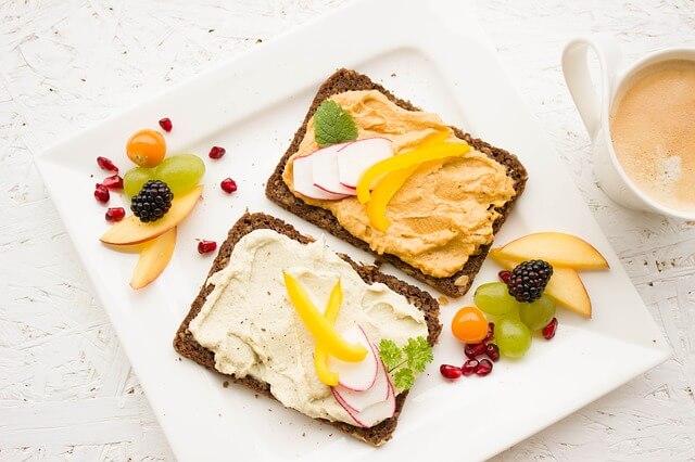mic dejun vegan