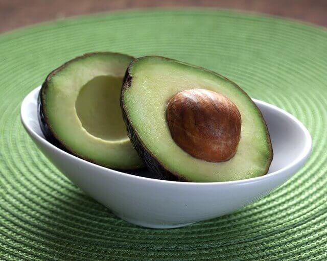 avocado colesterol