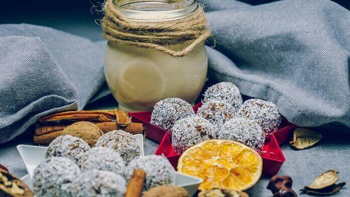 Bomboane de biscuiti, fara zahar