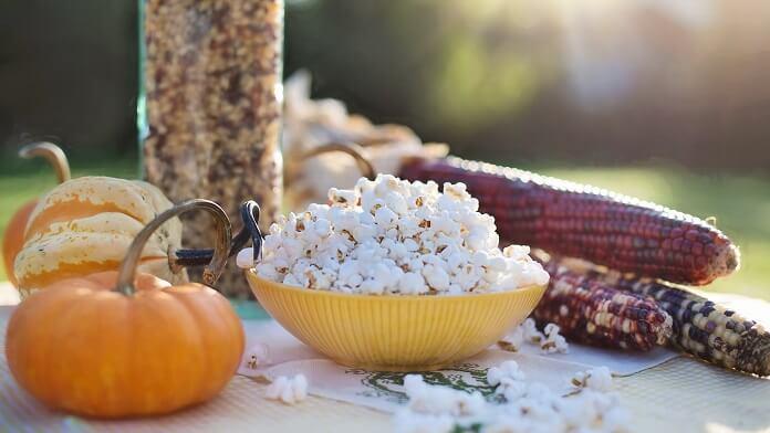 Popcorn pe aragaz