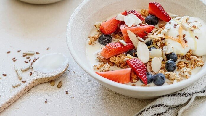 mic dejun cereale integrale