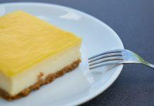prajitura cheesecake cu lamaie