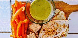 dressing de salata (cu mustar si miere)