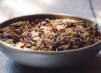 orez brun vitamina b2