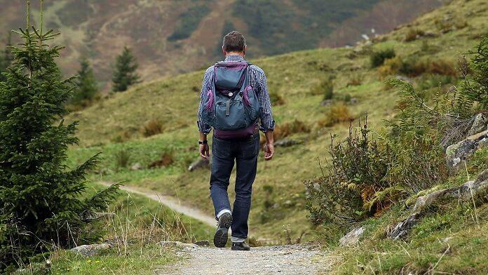 plimbare la munte