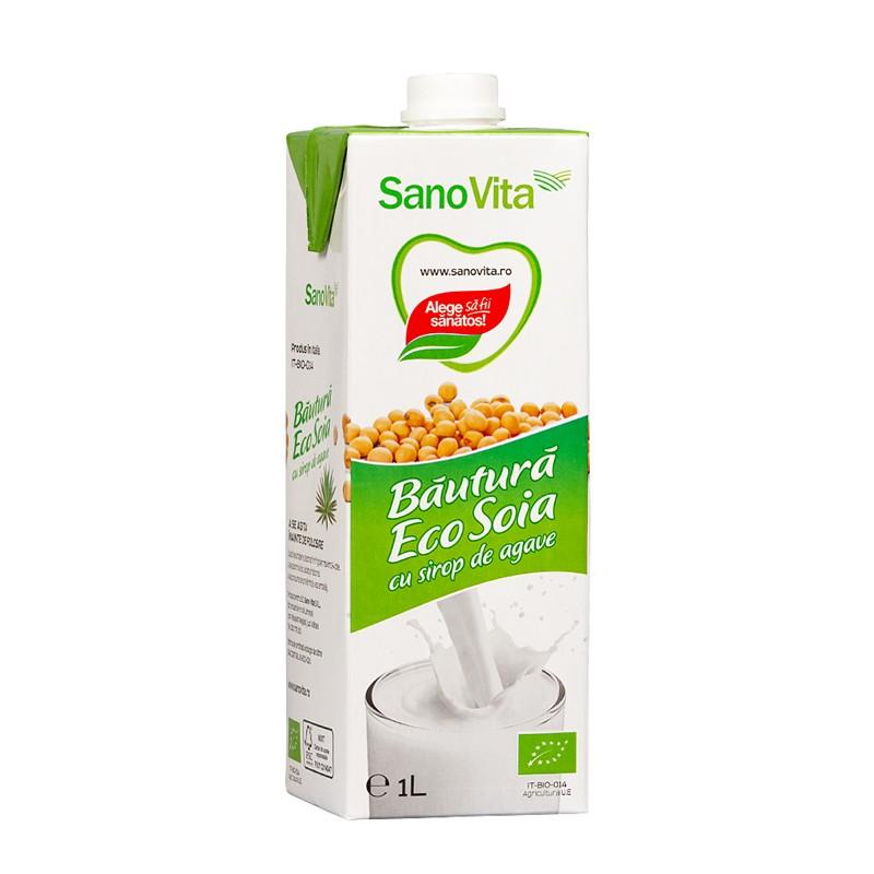 lapte de soia