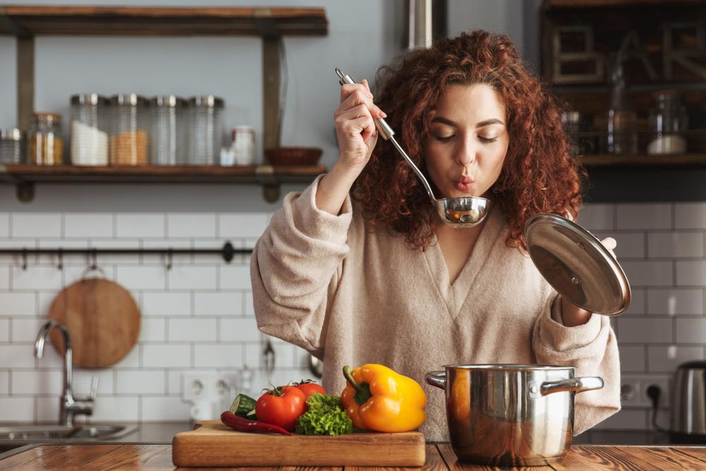 o doamnă în bucătărie, Sfaturi
