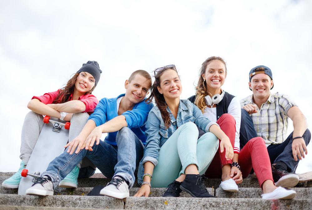 adolescenți