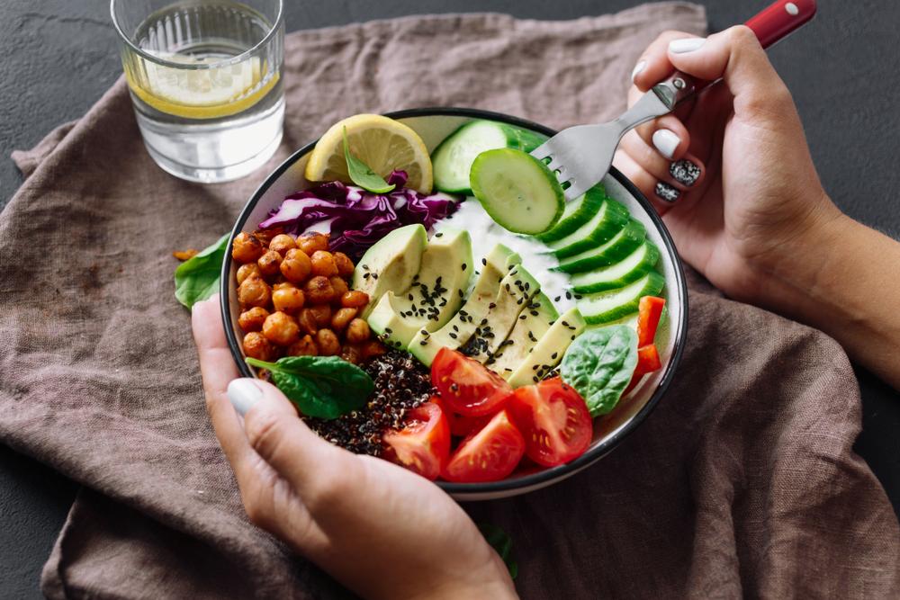 un bol colorat, De ce e bine să ai o dietă colorată?