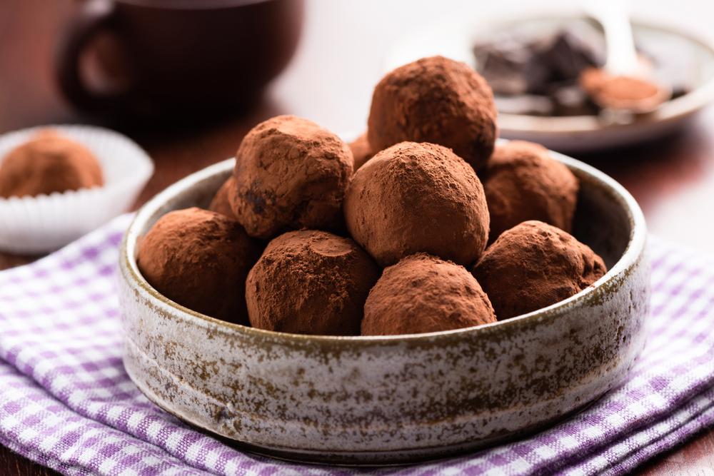 Trufe de ciocolată