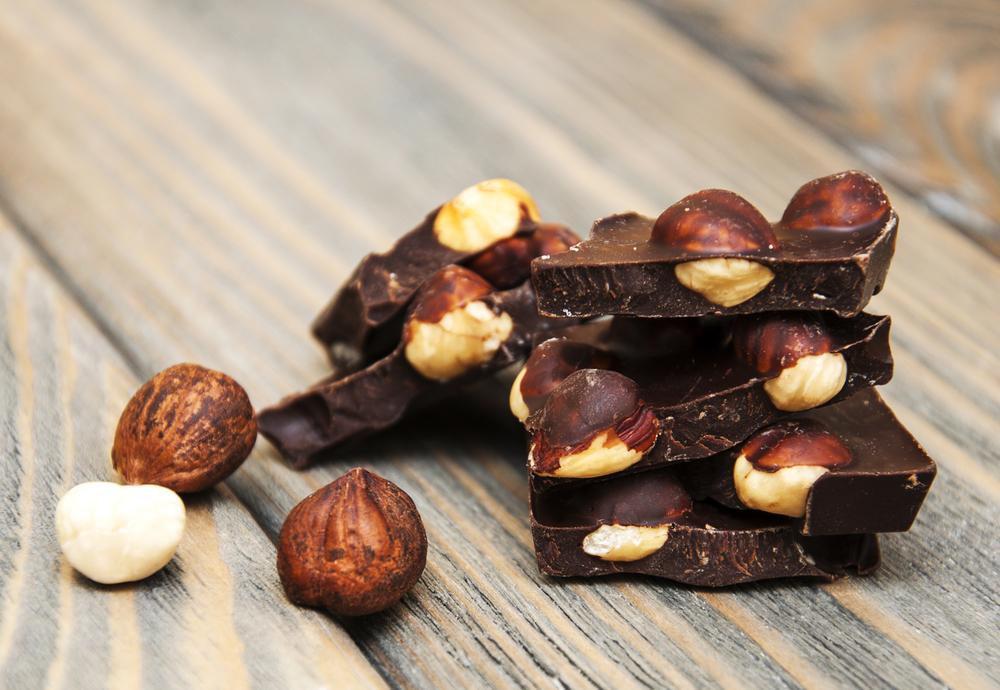 Ciocolată cu alune de pădure