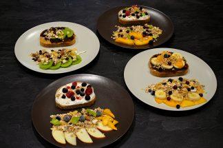 Patru moduri de a pregăti Musli Toast